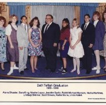 Image of Beth Tefilah Confirmation Class 1989-1990