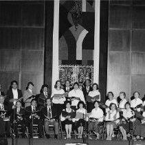 Image of Cong Beth Israel  Adult Choir, May, 1980