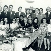 Image of Passover on Dale St. mid 1940's