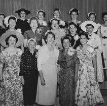 Image of BBW Birdie Stodel Chapter, circa 1950's