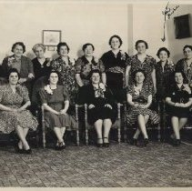 Image of B'nai B'rith Women Bay City Chapter -History of Chapter - Laverne Fefferman Collection
