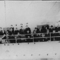 Image of Tifereth Israel 18 St  Balcony, circa 1930's