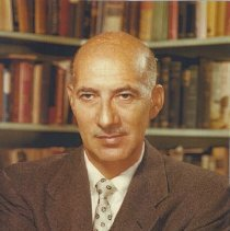 Image of Portrait of Rabbi Mort Cohn 1957