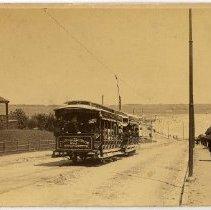 Image of Newport Street Railway on Bath Road.