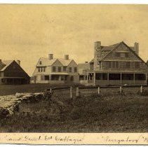 Image of Land Trust Cottages, Middletown, RI.