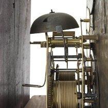 Image of Tall case clock mechanics