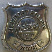 Image of 2010.7.5 - Badge, Law Enforcement