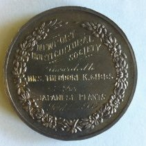 Image of Newport Horticulture Society Silver Medal