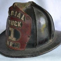 Image of FIC.2013.2 - Helmet, Firefighter's