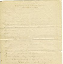 Image of Copy of letter from William T. Sherman to Gov. Thomas O. Moore.