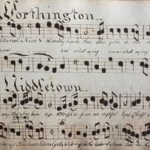 "Image of ""Worthington"" and ""Middletown,"" as seen in The Singers Assistant."