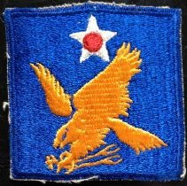 Image of 2000.22.2 - Badge, Military