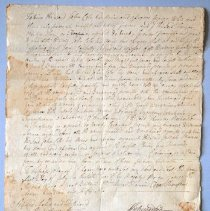Image of Reverse of document.