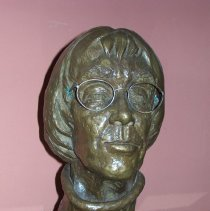 Image of Bust Jane Porter, Front View