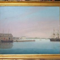Image of C06.509 - Piscataqua River from Noble's Wharf