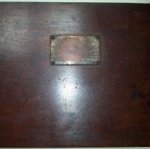 Image of C07.536 - Lid of Medicine Chest