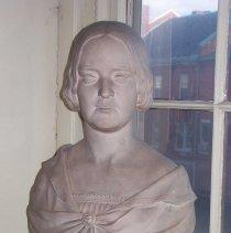 Image of C07.539 - Bust of Caroline Elizabeth Jenness