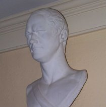 Image of C08.532 - Bust of Alexander Hamilton