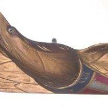 Image of C06.514 - Carved Eagle