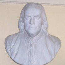 Image of C08.531 - Bust of Benjamin Franklin