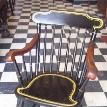 Image of C07.503.1-11 - Windsor Armchair