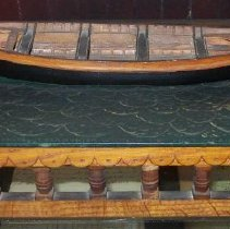 """Image of C07.520 - Model of whale boat from """"Gold Hunter"""""""