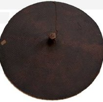 Image of C08.500 - Conical straw hat