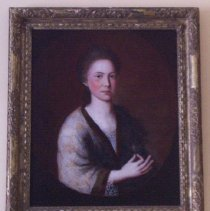 Image of C08.504 - Portrait of Mary Pepperrell Frost