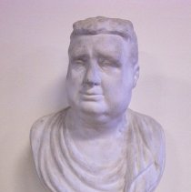 Image of C08.529 - Bust of Charles James Fox