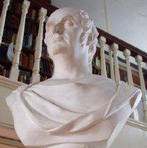 Image of C08.535 - Bust of Daniel Webster