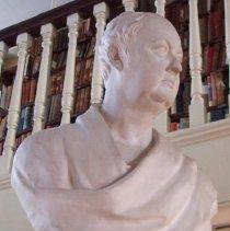Image of C08.536 - Bust of Jeremiah Mason