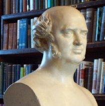 Image of C08.537 - Bust of Levi Woodbury
