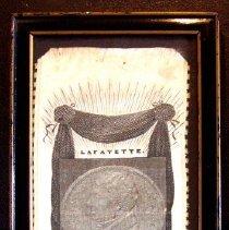 Image of C08.539 - Mourning Ribbon, Lafayette