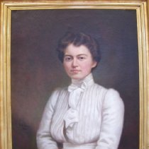 Image of C08.553 - Portrait of Unknown Young Woman