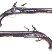 Image of C09.501.1-2 - Pair of Holster Pistols