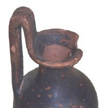 Image of C09.503 - Pottery Ewer