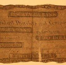 Image of C10.001 - Piscataqua Bank Two Dollar Bill
