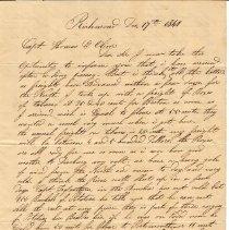 Image of S0571 - Letter, 1861 Dec. 17. (S571).