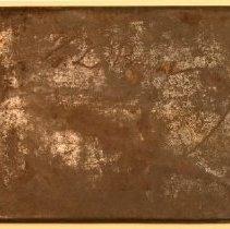 Image of C11.507 - Tin box belonging to D. L. Brainard