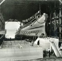 Image of P1.1779 - s, measured 341 feet long and was built at a costThomas C. Wilson Photograp
