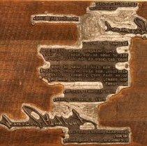 Image of C11.524 - Printing Block for letter from Franklin D. Roosevelt