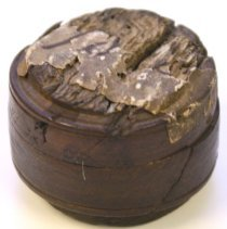 Image of C12.529 - Box Made from Fragment of U.S.S. Philadelphia