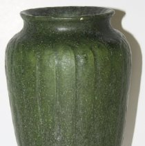 Image of C13.510 - Green Grueby Vase