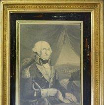 Image of C13.520 - Stipple Engraving of George Washington