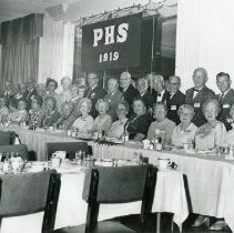 Image of PS1630 - Portsmouth High School Class of 1919, 50th Reunion