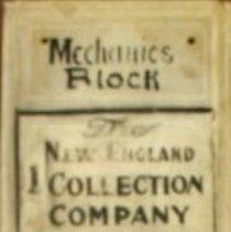 Image of C13.003 -  Mechanics Block Building Directory