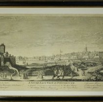 Image of C13.525 Print of Portsmouth England