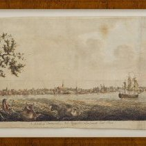 Image of C14.004 - Print of Portsmouth from the East Shore