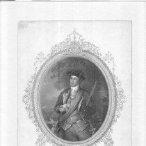 Image of V-001 - Print of George Washington