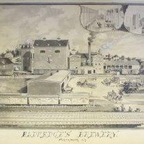 Image of C15.002 Drawing Eldridge Brewery